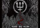 WATAIN Trident Wolf Eclipse LP BLACK