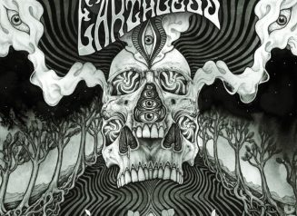 Earthless Black Heaven Artwork