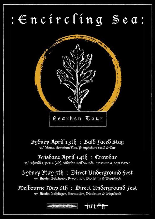 Hearken Tour