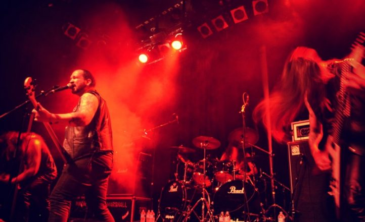 Nocturnal Graves Band Dijana Krv