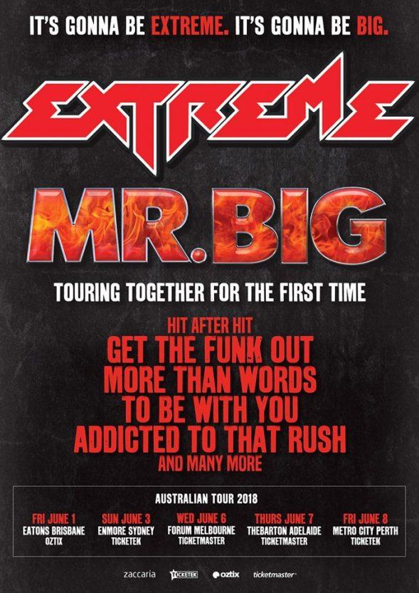 Tour2018 Extreme Mrbig