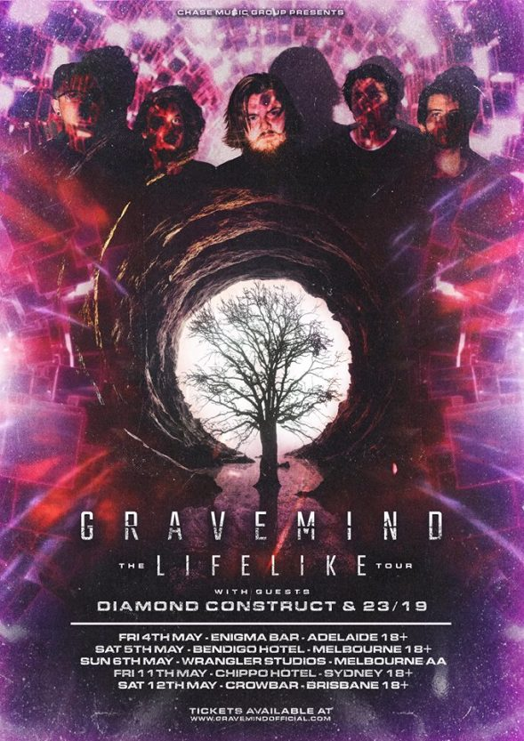 Gravemind Tour
