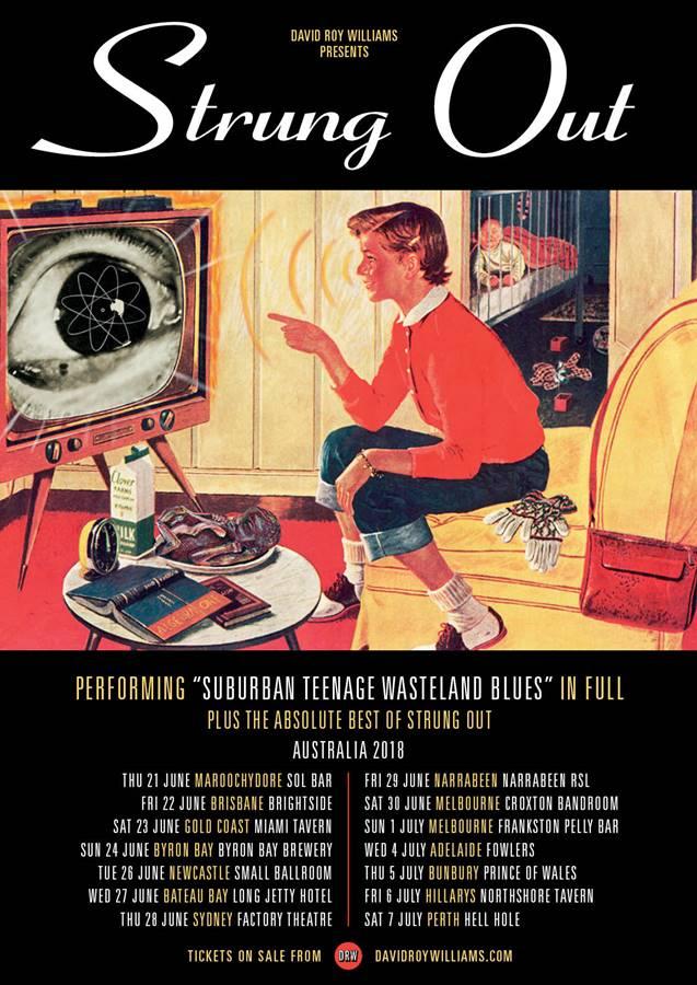Strung Out Tour