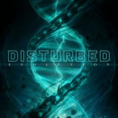 Disturbed Evolution (album Cover)
