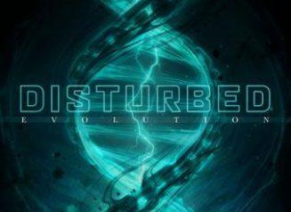 Disturbed Evolution (album Cover)
