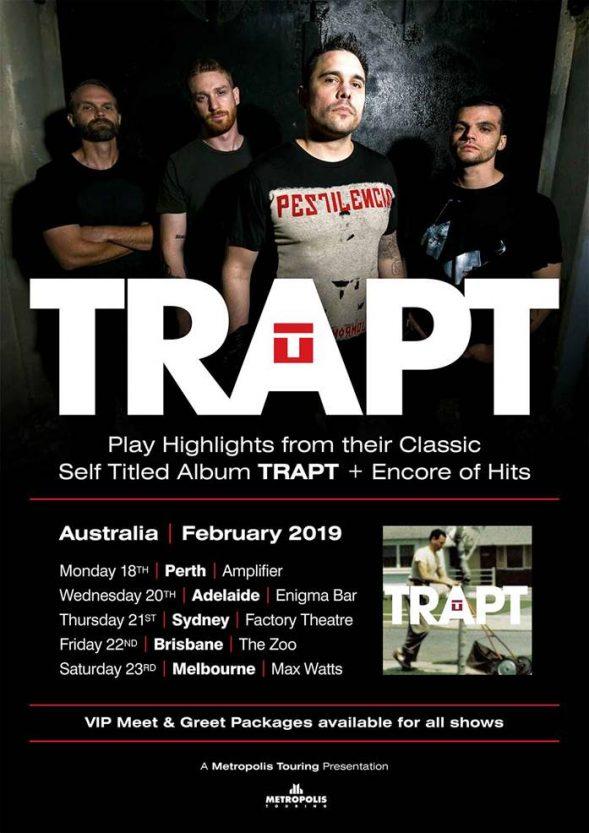 Trapt Tour19