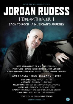 Rudess Tour