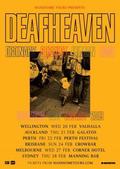 Deafheaven Web Poster