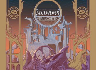 Soilwork Verkhligheten Cover Art