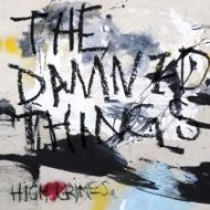 The Damned Things High Crimes Hysteria 210x210