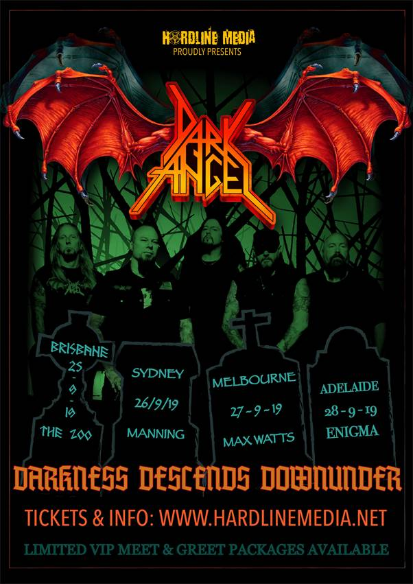 Dark Angel Tour