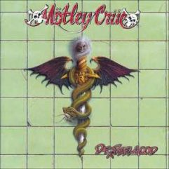 Motley Crue Dr Feelgood Front