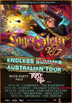 Lagerstein Tour