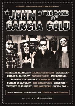 Garcia Tour