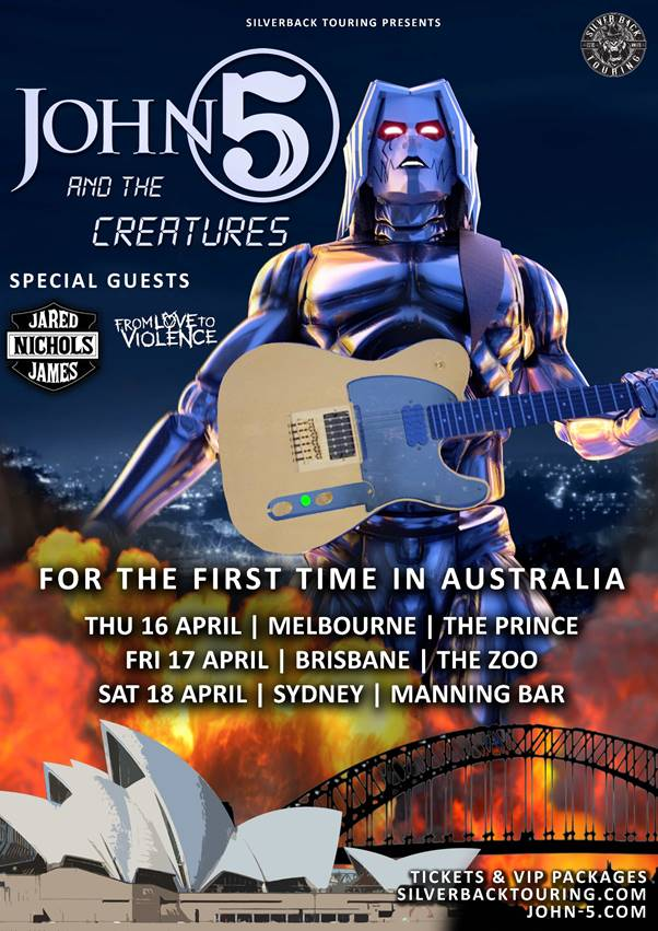 John 5 Tour