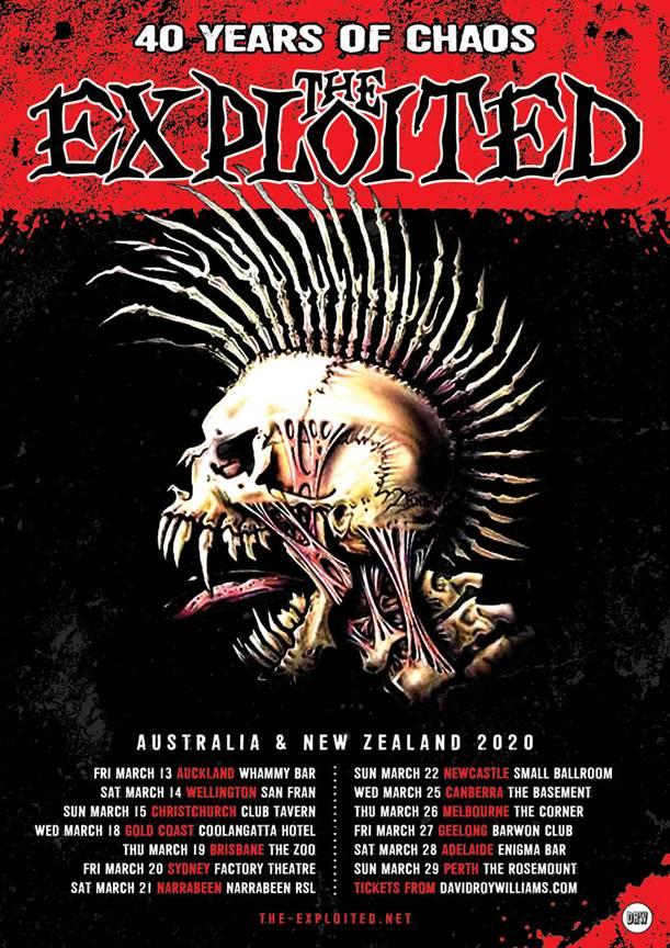 Exploited Tour