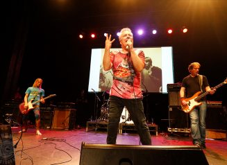 The Celibate Rifles & Jello Biafra Enmore Theatre RH 24