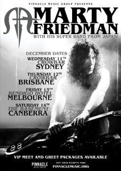 Friedman Tour