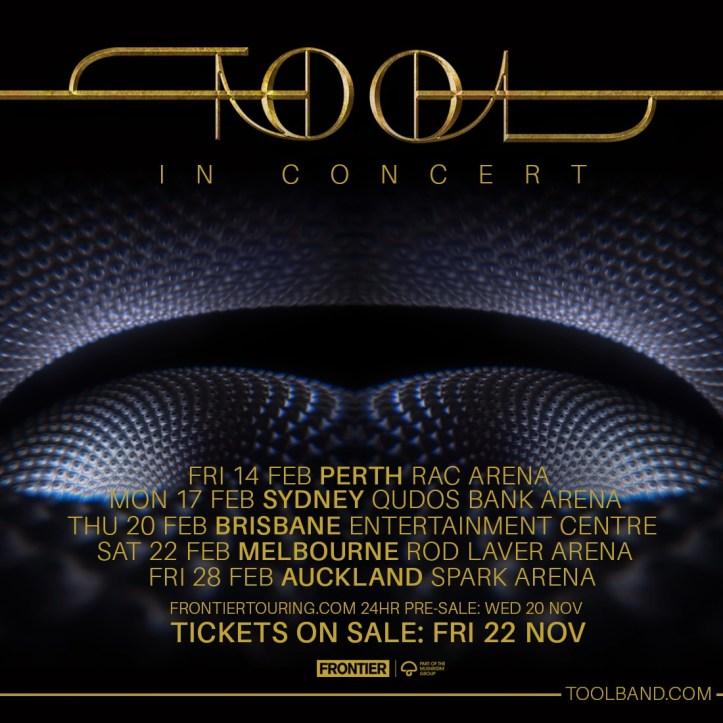 Tool Tour Poster