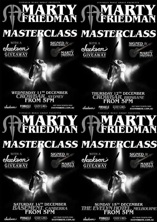 Martymasterclass