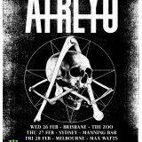 Atreyu 2020 Tour Poster 1200