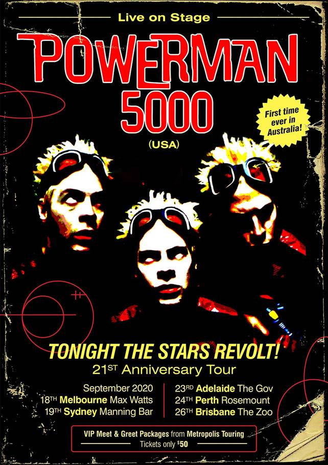Powermantour
