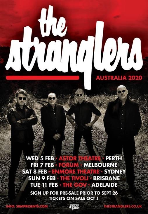 Thestranglers Tour