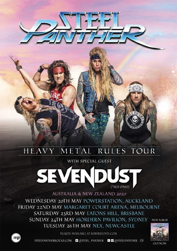 SteelPanther2020tour