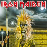 Iron Maiden (album) Cover