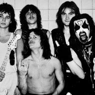 Mercyful Fate Dec1984 Photo Ole Bang