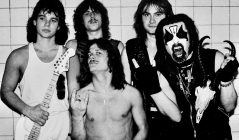 Mercyful Fate Dec1984 Photo Ole Bang