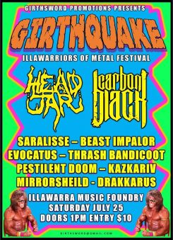 Girthquake 25Jul2020