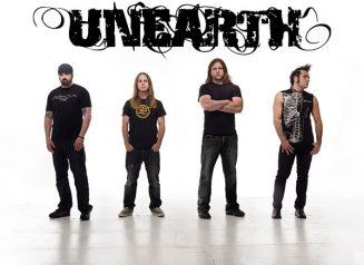 Unearth Photo 2011