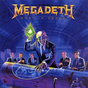 Megadeth RustInPeace