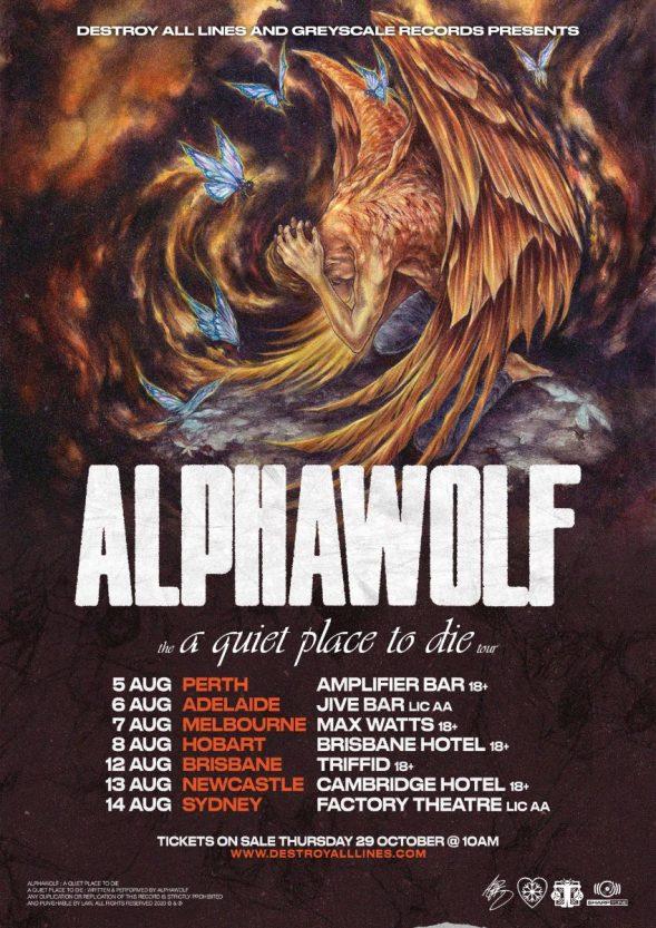 Alpha Wolf Tour
