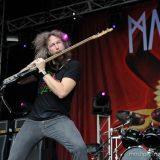 Mastodon Soundwave Sydney 2012 Andrew Pittman