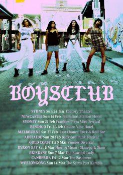 Boysclubtour