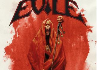 Hellunleashed Albumcover Evile