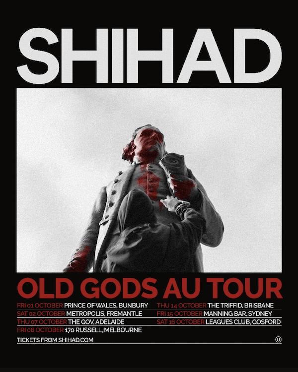 Shihad Tour 0