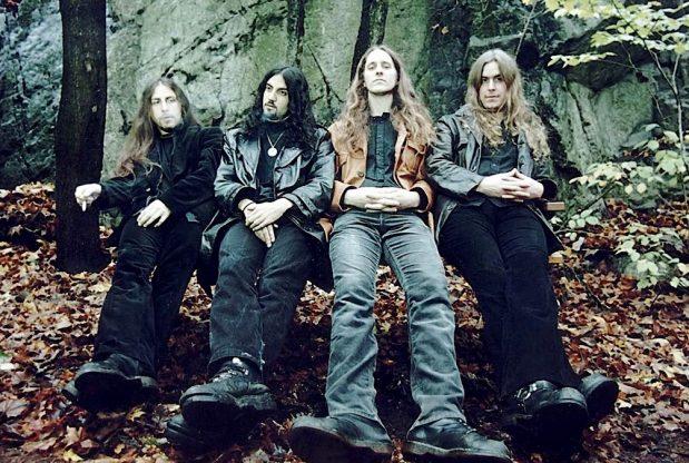 Opeth 2001