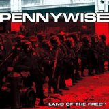 Pennywise Land Of The Free Cover